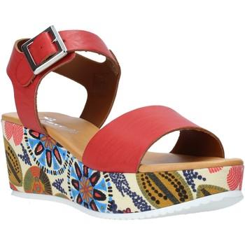Pantofi Femei Sandale  Grace Shoes 03 Roșu