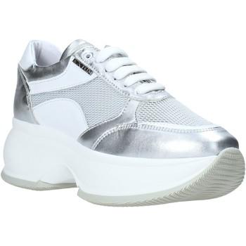 Pantofi Femei Pantofi sport Casual Exton 1575 Argint