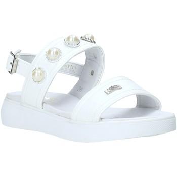 Pantofi Fete Sandale  Miss Sixty S20-SMS772 Alb