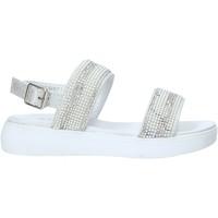 Pantofi Fete Sandale  Miss Sixty S20-SMS774 Argint