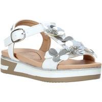 Pantofi Fete Sandale  Miss Sixty S20-SMS781 Alb