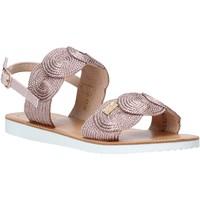 Pantofi Fete Sandale  Miss Sixty S20-SMS786 Roz