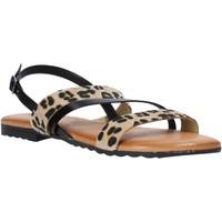 Pantofi Femei Sandale  Jeiday JUNGLA-SALLY Negru