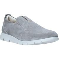 Pantofi Bărbați Pantofi Slip on Impronte IM01001A Gri