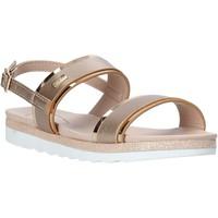 Pantofi Fete Sandale  Miss Sixty S20-SMS778 Roz