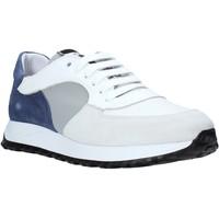 Pantofi Bărbați Pantofi sport Casual Exton 741 Alb