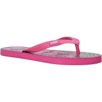 Pantofi Femei  Flip-Flops Pyrex PY020164 Roz