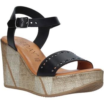 Pantofi Femei Sandale  Jeiday EVA-Z80M Negru