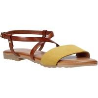 Pantofi Femei Sandale  Jeiday YARA-SALLY Galben