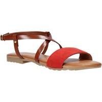 Pantofi Femei Sandale  Jeiday YARA-SALLY Roșu