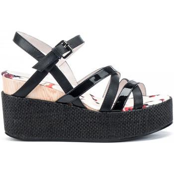 Pantofi Femei Sandale  Lumberjack SW40006 003 O20 Negru