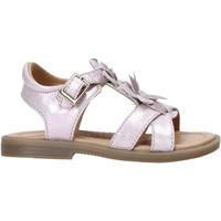 Pantofi Fete Sandale  Grunland PS0062 Roz
