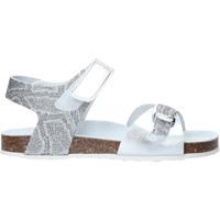 Pantofi Fete Sandale  Grunland SB1501 Argint