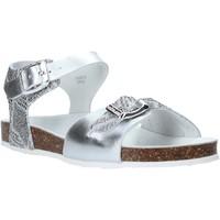 Pantofi Copii Sandale  Grunland SB1500 Argint