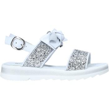 Pantofi Fete Sandale  Nero Giardini E031600F Alb