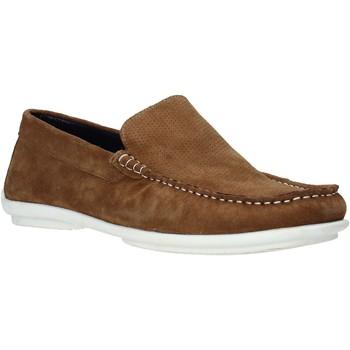 Pantofi Bărbați Mocasini Impronte IM01060A Bej
