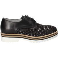 Pantofi Femei Pantofi Derby NeroGiardini P805223D Negru