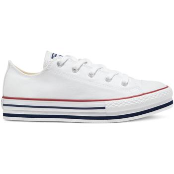 Pantofi Copii Pantofi sport Casual Converse 668028C Alb