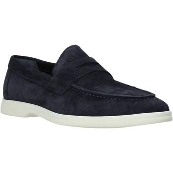 Pantofi Bărbați Mocasini Marco Ferretti 161408MF Albastru
