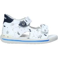 Pantofi Copii Sandale  Falcotto 1500779 02 Alb