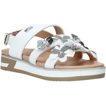 Pantofi Fete Sandale  Miss Sixty S20-SMS780 Alb