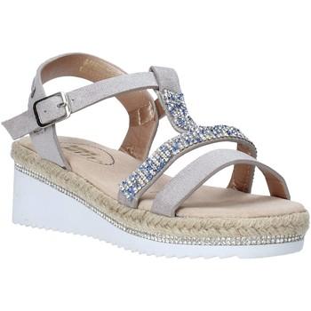 Pantofi Fete Sandale  Miss Sixty S20-SMS785 Argint
