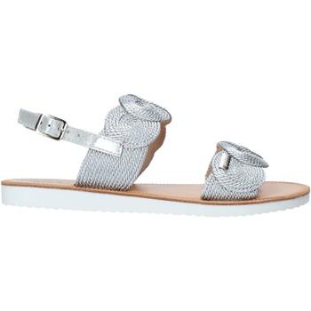 Pantofi Fete Sandale  Miss Sixty S20-SMS786 Argint