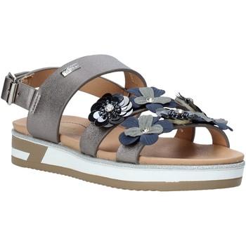 Pantofi Fete Sandale  Miss Sixty S20-SMS780 Gri