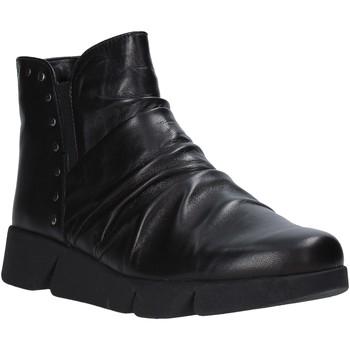 Pantofi Femei Botine The Flexx E1549_16 Negru