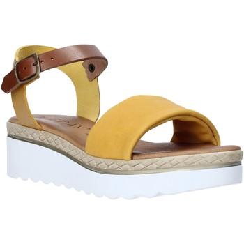 Pantofi Femei Sandale  Jeiday 1278-9696 Galben