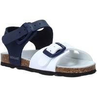 Pantofi Copii Sandale  Grunland SB0027 Albastru
