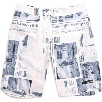Îmbracaminte Bărbați Maiouri și Shorturi de baie Rrd - Roberto Ricci Designs 18328 Gri