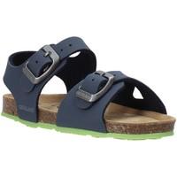Pantofi Copii Sandale  Grunland SB0413 Albastru