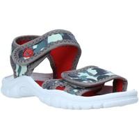 Pantofi Copii Sandale  Grunland PS0061 Verde