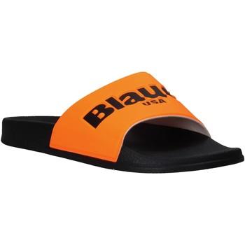 Pantofi Bărbați Șlapi Blauer S0BAY02/FLU Portocale