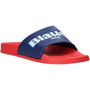 Pantofi Bărbați Șlapi Blauer S0BAY02/PUC Roșu