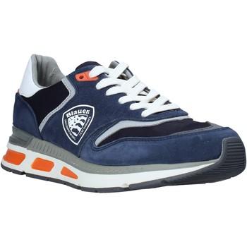 Pantofi Bărbați Pantofi sport Casual Blauer S0HILO01/CAM Albastru