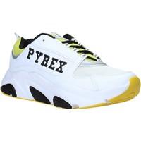 Pantofi Bărbați Pantofi sport Casual Pyrex PY020206 Alb