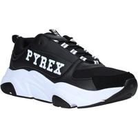Pantofi Bărbați Pantofi sport Casual Pyrex PY020206 Negru