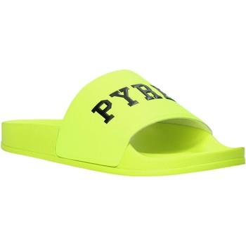 Pantofi Femei Șlapi Pyrex PY020171 Galben