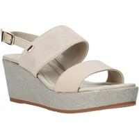 Pantofi Femei Sandale  Valleverde 32212 Bej