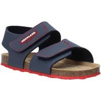 Pantofi Copii Sandale  Grunland SB0802 Albastru