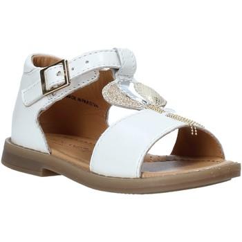 Pantofi Fete Sandale  Grunland PS0063 Alb