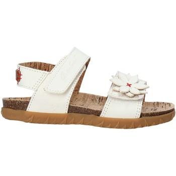 Pantofi Fete Sandale  Grunland SB1564 Alb