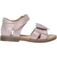 Pantofi Fete Sandale  Grunland PS0064 Roz