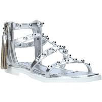 Pantofi Fete Sandale  Joli JT0080S Argint