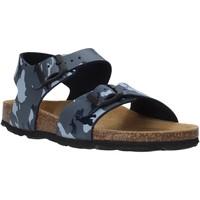 Pantofi Copii Sandale  Grunland SB0115 Gri