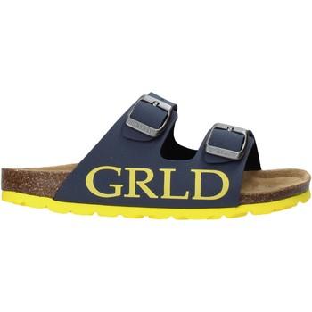 Pantofi Copii Papuci de vară Grunland CB2420 Albastru