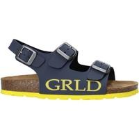 Pantofi Copii Sandale  Grunland SB1516 Albastru