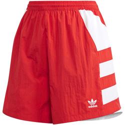 Îmbracaminte Femei Pantaloni scurti și Bermuda adidas Originals FM2637 Roșu